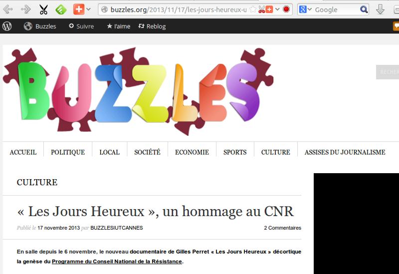 « Les Jours Heureux », un hommage au CNR